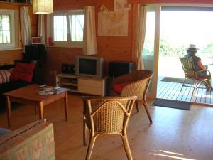 Casa Rural La Zarzamora, Загородные дома  Вьер де ла Фронтера - big - 27