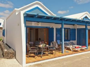 Casita Nazaret, Prázdninové domy  Punta de Mujeres - big - 7