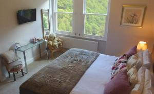 Woodlands Guesthouse, Guest houses  Lynton - big - 2