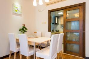 Friend Apartment, Appartamenti  Canton - big - 49