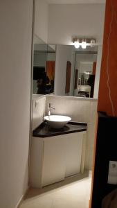 Apartamentos Colomar, Apartmanok  Es Figueral Beach - big - 20