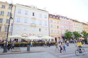 Elegant Apartment Royal Route, Appartamenti  Varsavia - big - 55