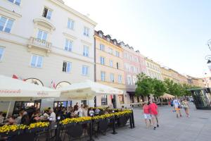 Elegant Apartment Royal Route, Appartamenti  Varsavia - big - 60
