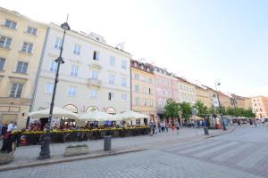 Elegant Apartment Royal Route, Appartamenti  Varsavia - big - 63
