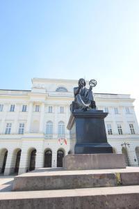 Elegant Apartment Royal Route, Appartamenti  Varsavia - big - 76
