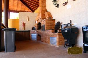 Chalé Recanto Monte Sinai, Lodges  Piracaia - big - 35