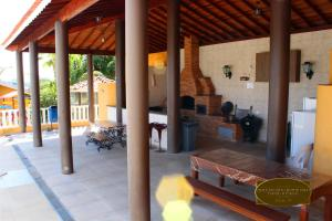 Chalé Recanto Monte Sinai, Lodge  Piracaia - big - 34