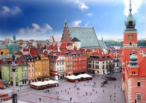Elegant Apartment Royal Route, Appartamenti  Varsavia - big - 1