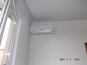 Квартира зима-лето, Апартаменты  Адлер - big - 4