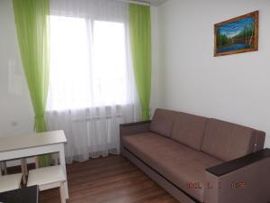 Квартира зима-лето, Апартаменты  Адлер - big - 11