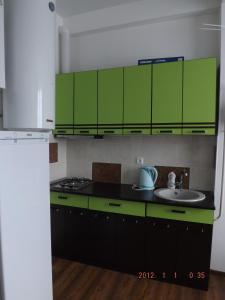 Квартира зима-лето, Apartments  Adler - big - 12