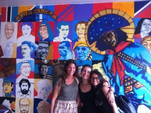 Hostel Rio Vermelho, Хостелы  Сальвадор - big - 35