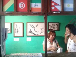 Hostel Rio Vermelho, Хостелы  Сальвадор - big - 32