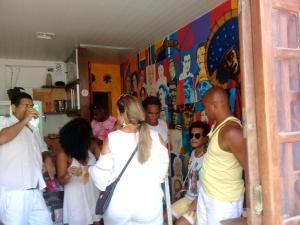 Hostel Rio Vermelho, Хостелы  Сальвадор - big - 31