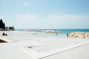 Beach Step Apartment, Appartamenti  Porec - big - 3