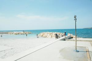 Beach Step Apartment, Appartamenti  Porec - big - 4
