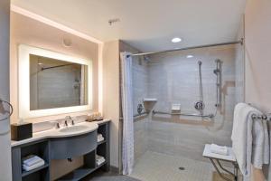 1-værelseslejlighed med 2 dobbeltsenge - handicapvenligt/ikkeryger