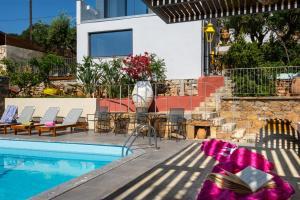 Villa Olga, Vily  Agios Nikolaos - big - 104