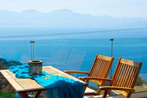 Villa Olga, Vily  Agios Nikolaos - big - 30