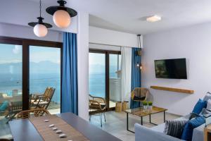 Villa Olga, Vily  Agios Nikolaos - big - 32