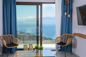 Villa Olga, Vily  Agios Nikolaos - big - 34