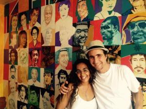 Hostel Rio Vermelho, Хостелы  Сальвадор - big - 23