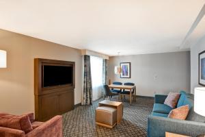 Corner-suite med kingsize-seng - Rygning ikke tilladt