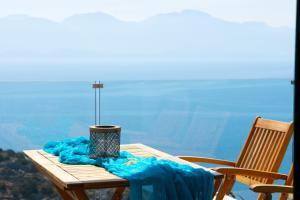 Villa Olga, Vily  Agios Nikolaos - big - 41