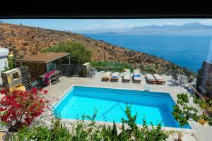 Villa Olga, Vily  Agios Nikolaos - big - 81