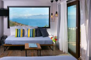 Villa Olga, Vily  Agios Nikolaos - big - 45