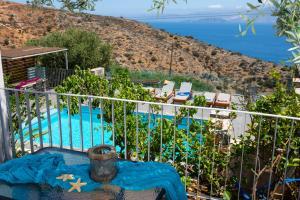 Villa Olga, Vily  Agios Nikolaos - big - 49