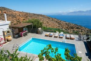 Villa Olga, Vily  Agios Nikolaos - big - 50