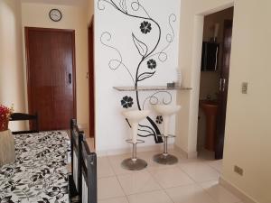 Apartamento Condomínio Paola, Ferienwohnungen  Ubatuba - big - 24