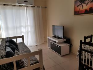 Apartamento Condomínio Paola, Ferienwohnungen  Ubatuba - big - 26