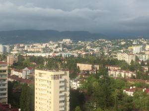 Апартаменты возле Парка и Пляжа Ривьера, Ferienwohnungen  Sochi - big - 9