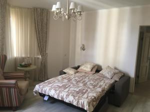 Апартаменты возле Парка и Пляжа Ривьера, Ferienwohnungen  Sochi - big - 13