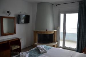 Kiwi Hotel, Hotels  Nea Fokea - big - 2
