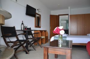 Kiwi Hotel, Hotels  Nea Fokea - big - 16