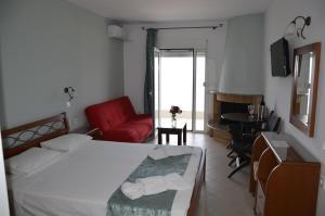 Kiwi Hotel, Hotels  Nea Fokea - big - 15