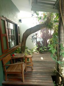 Baan Jaru, Гостевые дома  Чианграй - big - 65