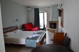 Kiwi Hotel, Hotels  Nea Fokea - big - 12