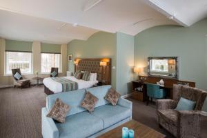 New Lanark Mill Hotel, Отели  Ланарк - big - 4