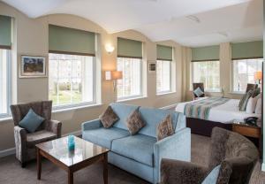 New Lanark Mill Hotel, Отели  Ланарк - big - 5