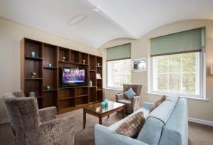 New Lanark Mill Hotel, Отели  Ланарк - big - 6