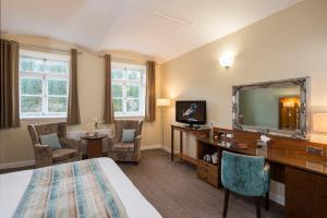 New Lanark Mill Hotel, Отели  Ланарк - big - 7