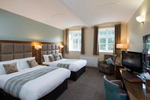 New Lanark Mill Hotel, Отели  Ланарк - big - 10