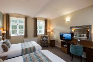 New Lanark Mill Hotel, Отели  Ланарк - big - 11