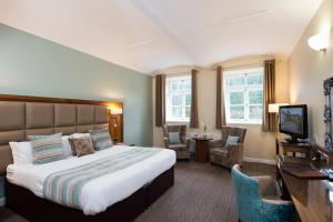 New Lanark Mill Hotel, Отели  Ланарк - big - 12