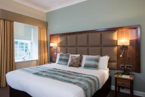 New Lanark Mill Hotel, Отели  Ланарк - big - 13