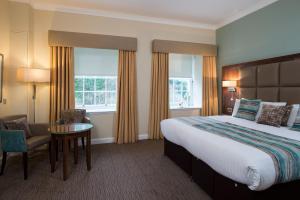 New Lanark Mill Hotel, Отели  Ланарк - big - 14